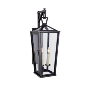 Darlana 2-light Hanging Wall Lantern