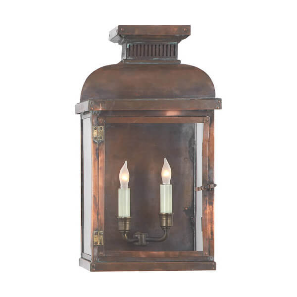 Visual Comfort E.F. Chapman 18 in Suffork Wall Light