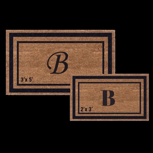 Welcome mats brick&batten