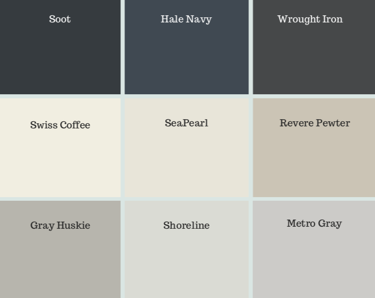 2019 Exterior Color Trends Predictions We Are Loving Brickbatten