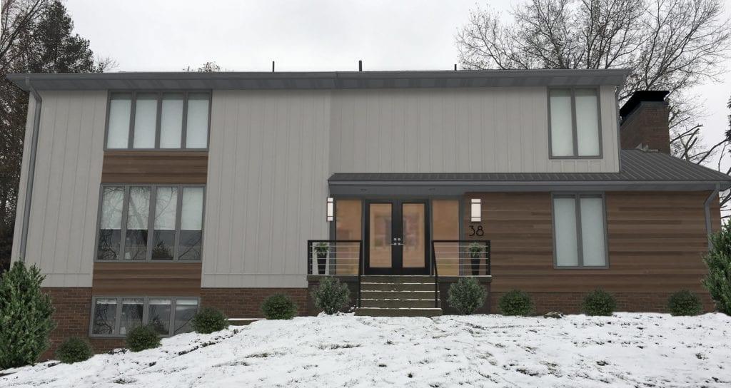 exterior home improvement for resale value 2019 return on investment. Black Bedroom Furniture Sets. Home Design Ideas